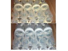 Playtex Drop-Ins Nurser Baby Bottles 4 Oz Slow Flow Nipples Reduces Colic Lot of