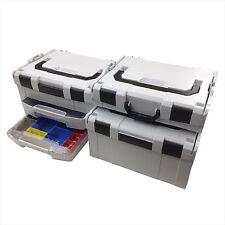 Bosch Sortimo Kombiset LS-Boxx 306 bestückt + 2 x L-Boxx