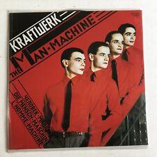 KRAFTWERK - THE MAN MACHINE JAPANESE Vinyl LP RECORD JAPAN