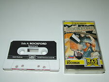ROCKFORD by MASTERTRONIC M.A.D (1988) ZX SPECTRUM 48K/128K/+2 SUPER CONDITION!