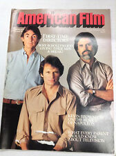 American Film Magazine Kevin Brownlow Napoleon January/February 1981 040517nonr