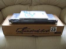 Alesis Quadraverb 2 Processor New in Original Box with Original Reference Manual