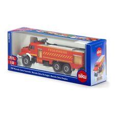 SIKU 2109 Mercedes-Benz Zetros Fire Engine 1:50 Diecast Model Toy