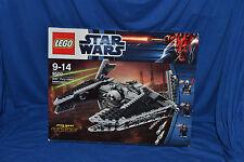 Lego set 9500 Star Wars Sith Fury class interceptor cerrado sealed set