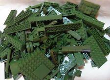 Mega Blocks Halo Wars Army Green asst. Blocks 1.7lbs