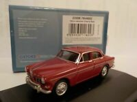 Model Car, Volvo Amazon, Red, 1/76 New