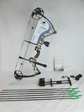 Diamond Infinite Edge Pro Left Hand Compound Bow Package Arc Camo