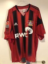Bayer 04 Leverkusen Trikot Saison 2004-2006
