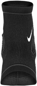 Nike Sports Support - Pro Knitted Ankle Sleeve - Black