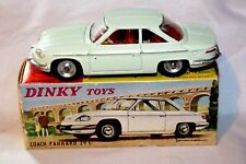 Dinky France #524 Coach Panhard 24 C Coupe, Excellent in Good Original Box