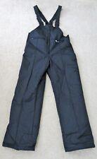 Ski Gear Men's Snow Pants with Bib Coveralls size Small