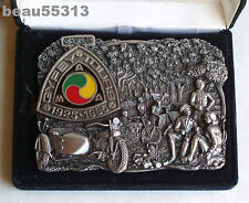 """NEW"" AMA GYPSY TOUR 1925 TO 1995 70 YEARS LIMITED # 1281 of 3000 BELT BUCKLE"