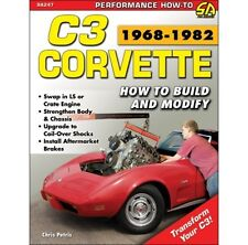 Corvette C3 1968-1982 How to Build Modify WORKSHOP SERVICE REPAIR RESTORE MANUAL