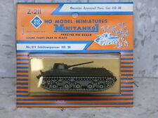 Roco Minitanks (NEW) Modern West German HS 30 SPz 12-3 APC W/20mm Gun Lot1635K