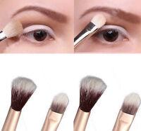 NEW Makeup Eye Powder Foundation Eyeshadow Blending Double-Ended Brush Pen 1PC