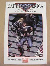 Captain America #25 Marvel Death of Captain America 2nd Print Variant 9.6 NM+