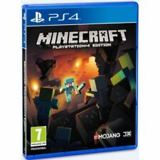 Minecraft PS4 Playstation 4 - Excellent - 1st Class Delivery