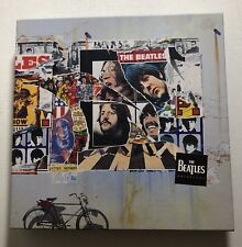 THE BEATLES- Anthology Box Set 8 LD Laserdisc Documentary Near Mint!