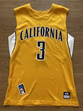 Jerome Randle Cal Bears Game Worn Used Custom Procut Jersey NCAA Nike Size 48