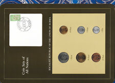 Coin Sets of All Nations Burma 1966 - 1983 UNC 15P stamp
