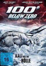 100° BELOW ZERO - Kalt wie die Hölle (FSK16) (DVD) NEU+OVP