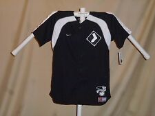 CHICAGO WHITE SOX  Nike JERSEY Youth Medium  NWT  black  w/ A.L. logo