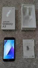 Samsung Galaxy A3 2017 - Black - Used Good Condition - EE