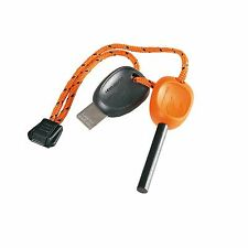 New! Light My Fire Swedish Firesteel Army 2.0 Orange S-FSAR2-BLISTER-ORANGE