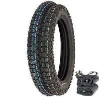 IRC GP-1 Dual Sport Tire Set - Honda XR250/600/650R - Tires Tubes & Rim Strips