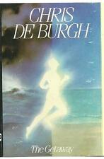 CHRIS DE BURGH - THE GETAWAY - CASSETTE TAPE ALBUM - CONTEMPORARY 80s ART ROCK