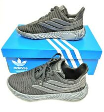 Adidas Court Stabil 11 (Solar Blue) Court Shoes Sneakers