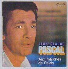 Jean-Claude Pascal 45 tours 1968