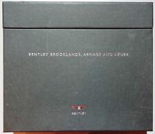 V06196 BENTLEY ARNAGE BROOKLANDS AZURE - 2007