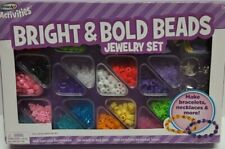 RoseArt Bright and Bold Beads Jewelry Set