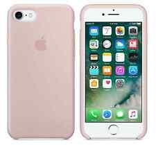 "PINK SAND 100% GENUINE ORIGINAL Apple Silicone Case For iPhone 7 4.7"" RETAIL BOX"