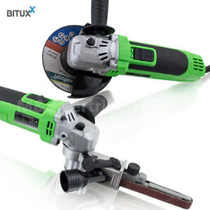 BITUXX 2in1 Winkelschleifer 125 mm Elektrofeile Fingerschleifer Trennschleifer