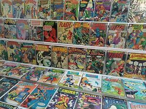 100 DC Silver Lot Jimmy Olsen 134 1st Darkseid Brave & the Bold 57 Showcase 74
