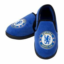 New Official Chelseal Football Club Team Crest Slippers Size UK 6 (EU 39)