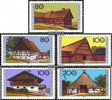 BRD (RFA) 1819-1823 (completa.edición) nuevo 1995 alemán granjas