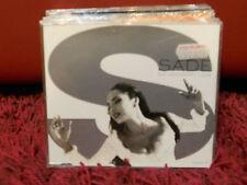 SADE- NO ORDINARY LOVE -PARADISE-1992 sleem case