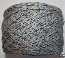 100 gram balls Merino/Cashmere DK - Wheat Turquoise