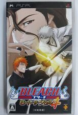 PSP Bleach Heat the Soul 4 Import Japan ((Free Shipping))