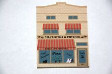 Cats Meow Nells Stems and Stitches