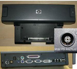 HP Elitebook 8530p 8530w 8710w 6930p 8510w 8510p nw9440 nx9420 DockingStation
