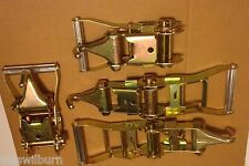 """tow truck 4wide handle 2""""ratchets forged finger hooks Century 38-27 wedgetrailer"""