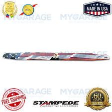 Stampede Vigilante Premium Hood Protector Flag w/Eagle for 09-18 Dodge Ram 1500