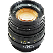 Zhongyi Mitakon FREEWALKER 42.5mm f/1.2 for Micro Four Thirds M4/3 MFT OM-D GH4