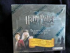 Harry Potter Half Blood Prince Update Trading Cards Factory Sealed