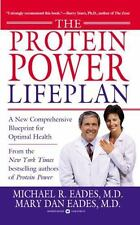 THE PROTEIN POWER LIFEPLAN by Mary, Michael Eades FREE SHIP paperback book diet