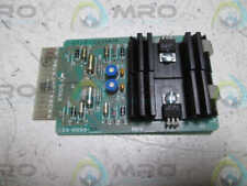 Gettys 55-0055-00 Pc Board * Used *